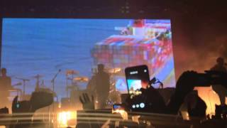 Bastille - Send Them Off! live at Yotaspace, Moscow. 12.03.2017