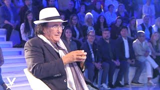 VERISSIMO AL BANO CONFIDENZE PRIVATE A SILVIA TOFFANIN