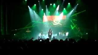 MIKA MENDES - MAGICO - LIVE Kizomba Festival Lisbon 4 April 2014 - Coliseu