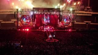 a head full of dreams - Coldplay Seoul Live 콜드플레이 내한공연 20170416