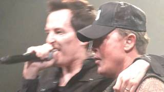Filter - So I Quit - HD w/ Robert Patrick - 10-22-10 - Dallas, TX