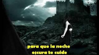 nocturne SECRET GARDEN, en subtitulado en español