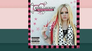 Avril Lavigne  -  The Best Damn Thing (Audio)