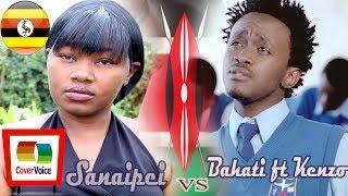 BAHATI feat EDDY KENZO - BARUA KWA MAMA (Cover Video)Sanaipei VS Bahati ft Eddy kenzo