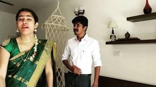 sathileelavathi Climax Comedy Dubsmash - Arun & Sanjana