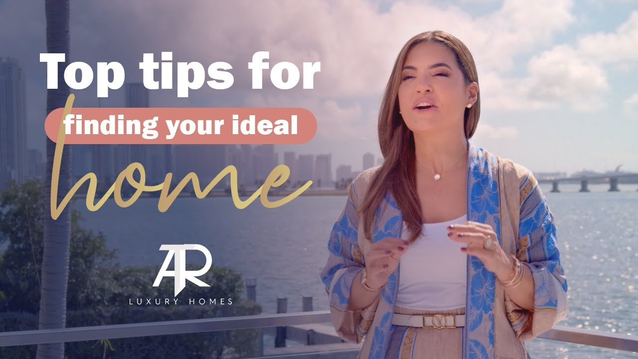 Top tips for finding your ideal home #Miami
