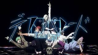 Death Parade OP / Opening -「Flyers」by BRADIO [HD 1080p] (Creditless Bluray Best Quality)