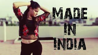 Made In India Dance video by Kanishka talent hub | Guru randhawa