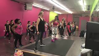 7 RINGS by Ariana Grande - Dance2Fit With Jessica Bass James
