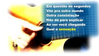 Te vivo - Luan Santana - Karaokê com violão