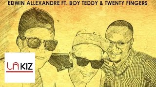 Edwin Allexandre - Não Me Deixa (feat. Boy Teddy & Twenty Fingers) (Audio)