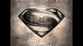 hans zimmer - man of steel - main theme