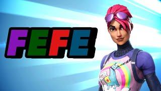FEFE (6ix9ine) Clean - Fortnite montage