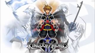 Kingdom Hearts II Sanctuary After the Battle English Instrumental Version