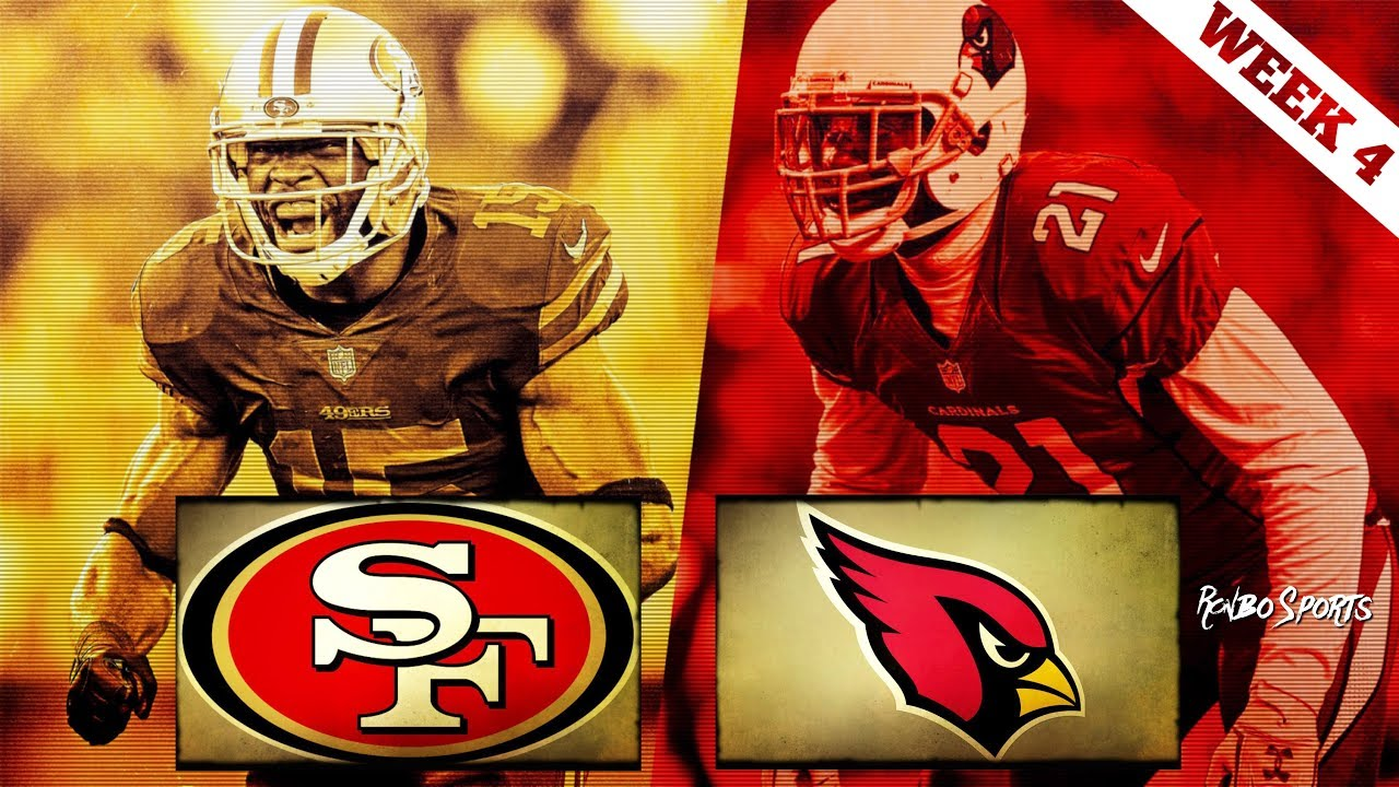 Find Arizona Cardinals Vs San Francisco 49ers Preseason Tickets 2018