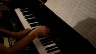 Massive Attack - Teardrop - piano cover. House soundtrack