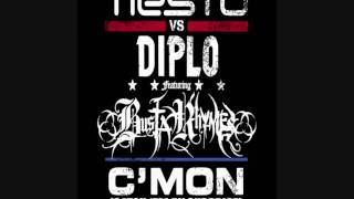 Tiësto vs. Diplo ft. Busta Rhymes - C'mon (Catch 'em By Suprise)