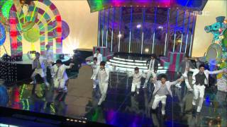 Super Junior - Sorry Sorry, 슈퍼주니어 - 쏘리 쏘리, Music Core 20090502