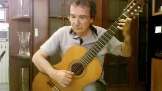 Waltz n° 2 by D. Shostakovich (Classical Guitar Arrangement by Giuseppe Torrisi)