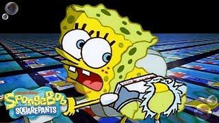 Music Monday w/ SpongeBob SquarePants | 'Ripped My Pants' Ultimate Remix Music Video | Nick