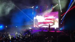 NJPW - Cody RHODES Entrance (Sydney 2018)