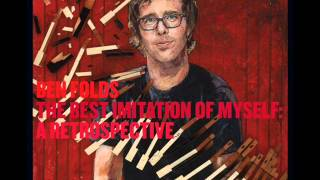 Ben Folds - You don't know me  feat. Regina Spektor