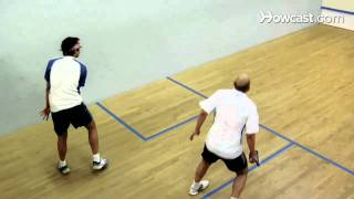 How to Play Squash