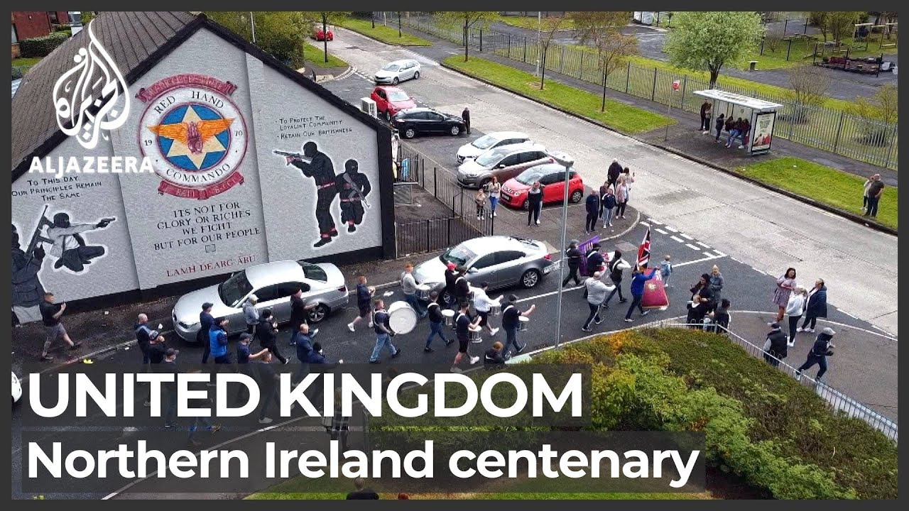 Northern Ireland at a Crossroads as Partition Centenary reflects Division