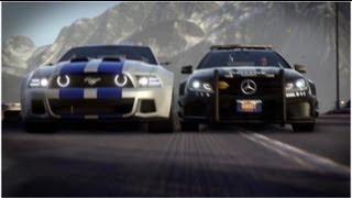 Need for Speed Rivals -Trailer: Progression et technologies de poursuite