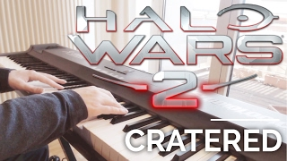Halo Wars 2 Soundtrack - Cratered: Piano cover