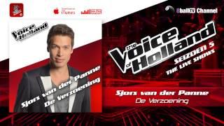 Sjors van der Panne - De Verzoening (The voice of Holland 2014 Live show 5 Audio)