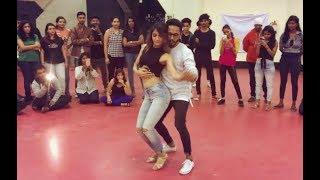 Cornel and Rithika   Bachata Sensual   The Motion,Sango version-Drake   Dj Bs Bachata Remix