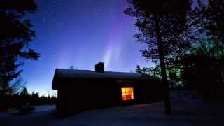 The Amazing Northern Lights (Aurora Borealis) - FINLAND