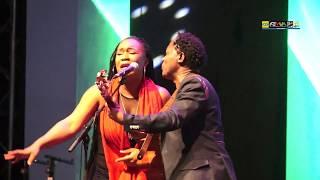 Josey fait le show avec Lokua Kanza au FEMUA 11