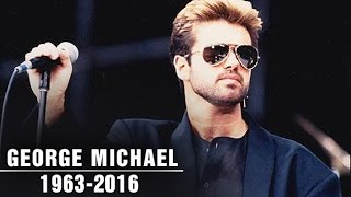 George Michael - Never Gonna Dance Again   Rare Video