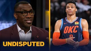 Houston Rockets trading CP3 for Westbrook 'isn't going to work' — Shannon Sharpe | NBA | UNDISPUTED