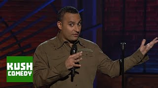 Dating a Porn Star - Russell Peters: Comics Without Borders