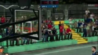 Street 2K12 - Kemba Walker Sicko Circus Shot