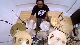 Fifth Harmony - Worth It ft  Kid Ink Drum Cover by Adrian [Director's Cut]