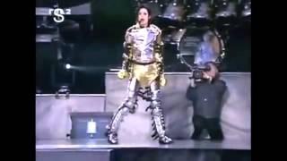 Michael Jackson scream live in Bremen HIStory tour 1996   Sebckson