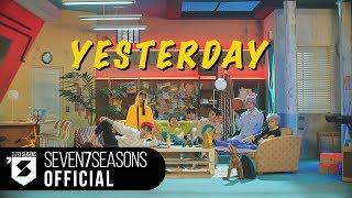 블락비(Block B) - YESTERDAY Official Music Video Teaser (Opening Ver.)