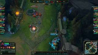 Lulu's Polymorph works during Sion's ult
