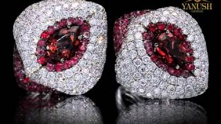 Yanush Gioielli - Luxury Earrings series 03