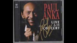 Paul Anka . Crazy Love .. live .. Rocky Web Video  . CD Dedicaçé lors d'un concert....