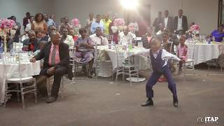 "Young boy dances to Baba Harare's ""The Reason Why"""