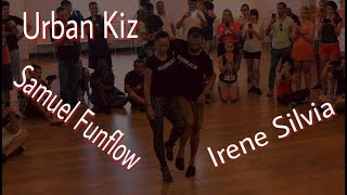 P. Lowe - Kiz like this - Samuel Funflow & IreneSilvia - Urban Kiz @ Croatian Summer Salsa Festival