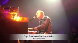 """""""Contigo en la distancia"""" - Gigi D'Alessio - Showcase Live Cd. de México"""
