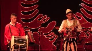Ansambli SHQIPONJA-instrumentale: çifteli, tupan, tarambuk (22.04.2017).