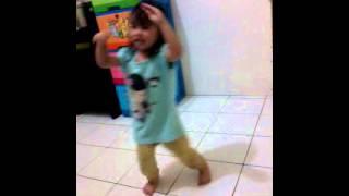 Baby dance coreografia chu chu ua