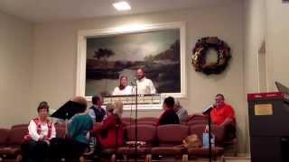 Candace Presnall Baptism